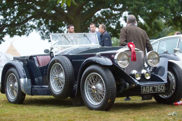 Best of Show Class K 1933 Invicta S-type