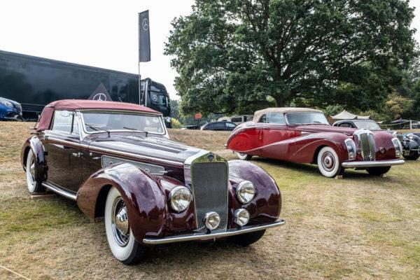 Most Elegant 1937 Delage D8-120 Cabriolet,