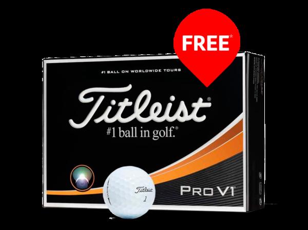 Titlelist Pro V Golf Balls