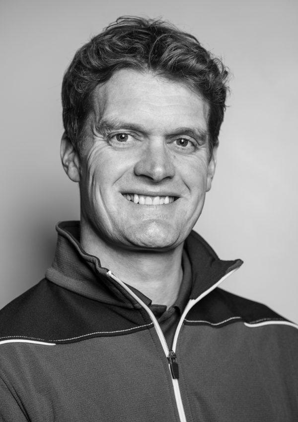 David Brooks - Head Professional