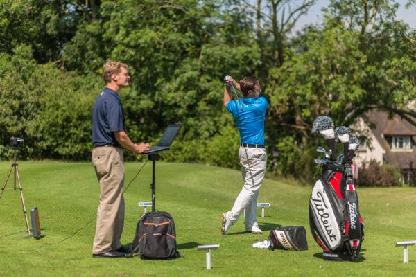 golf coaching tee shot
