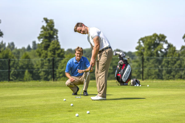 golf coaching putting