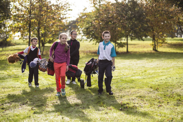 golf coaching Juniors