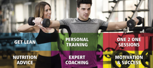Get Lean - Personal Training - One 2 One Sessions - Nutrition advice - Expert Coaching- Motivation & Success