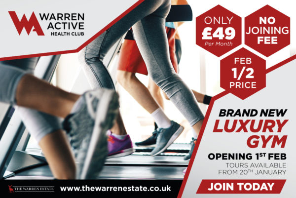 Warren Active Opening Offer