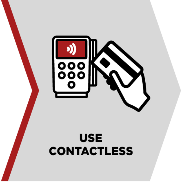 use contactless