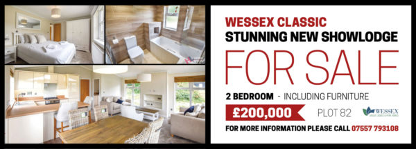 Wessex Classic Lodge Plot 82 For Sale