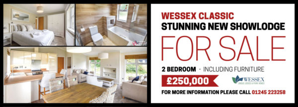 Wessex Classic Lodge Plot 83 For Sale