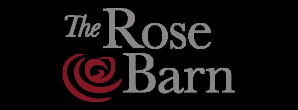 The Rose Barn logo