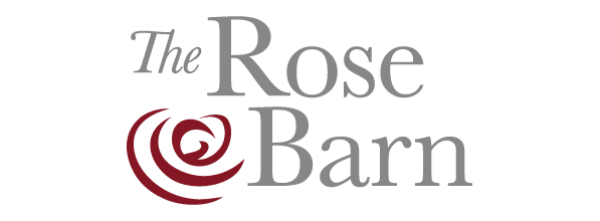 The Rose Barn logo