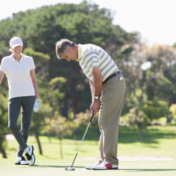 We're taking bookings for Golf!