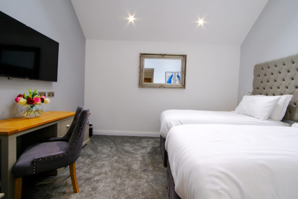 Executive Room - Bedroom