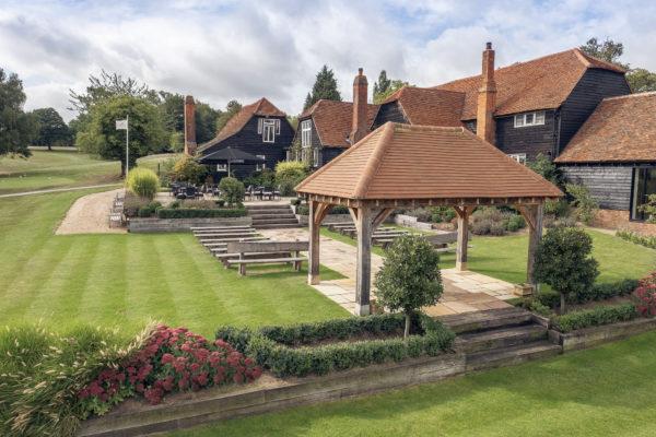 Terrace  & The Oak Pavilion